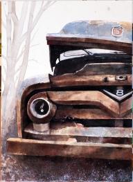 Ford V8 truck